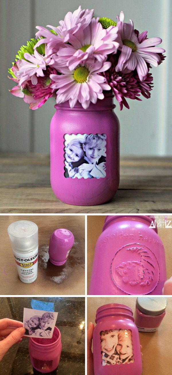 30+ DIY Mother's Day Gifts with Lots of Tutorials Wine