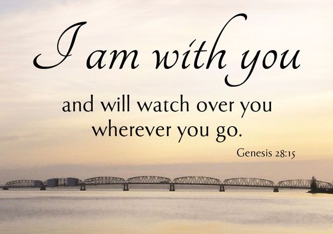 The Lord Is With You Always Have A Blessed Sunday SundayScripture Unique Bible Death Quotes