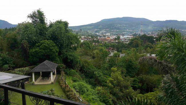 Villa Pemandangan Terbaik View Gunung Lembang Rent Villa Lembang Pemandangan Villa Pegunungan