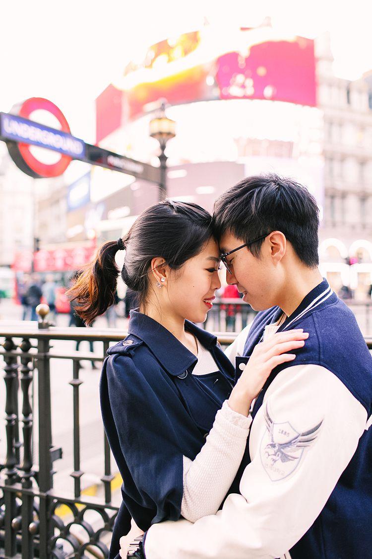 Spring dating london