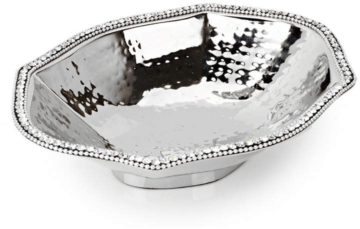 Classic Touch Stainless Steel Octagonal Dish With Diamonds Reviews Home Macy S Steel Candy Dishes Kitchen Furniture Inspiration