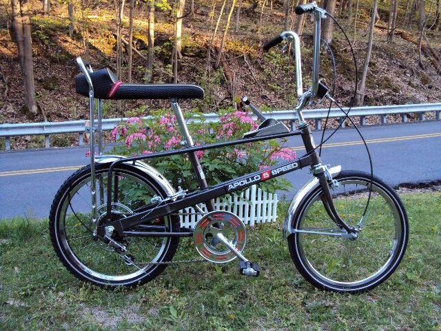 ROSS APOLLO 5 speed banana seat bike  | Buzzbikes