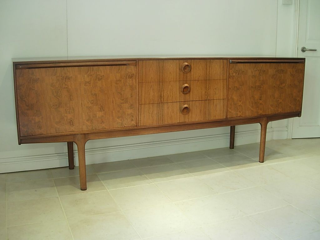 1960s Furniture  Vintage Furniture  Sideboard  Console  Scotland  Designers. 1960s furniture pictures   1960s Rosewood sideboard by Mcintosh
