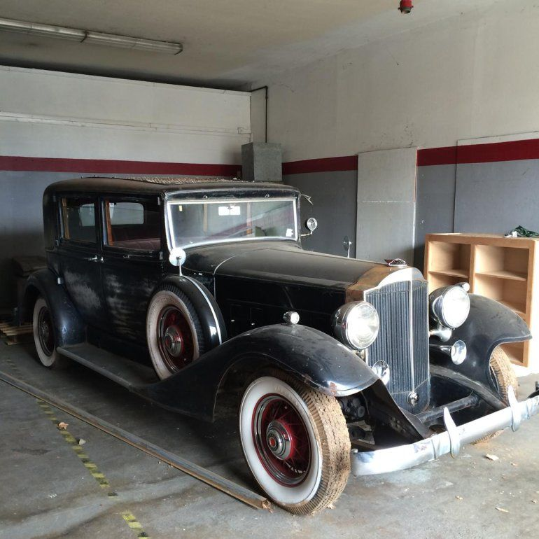 1933 Packard 1002 Club Sedan   Old Rides 3   Pinterest   Sedans ...