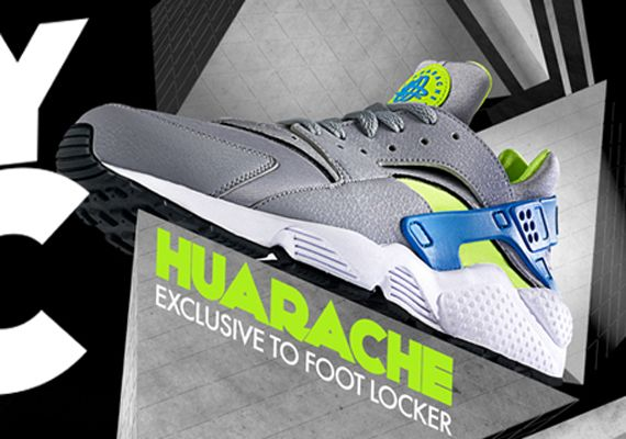 f167b310eeff36 ... cheapest ireland nike air huarache foot locker europe exclusives nike  air huarache foot locker europe exclusives