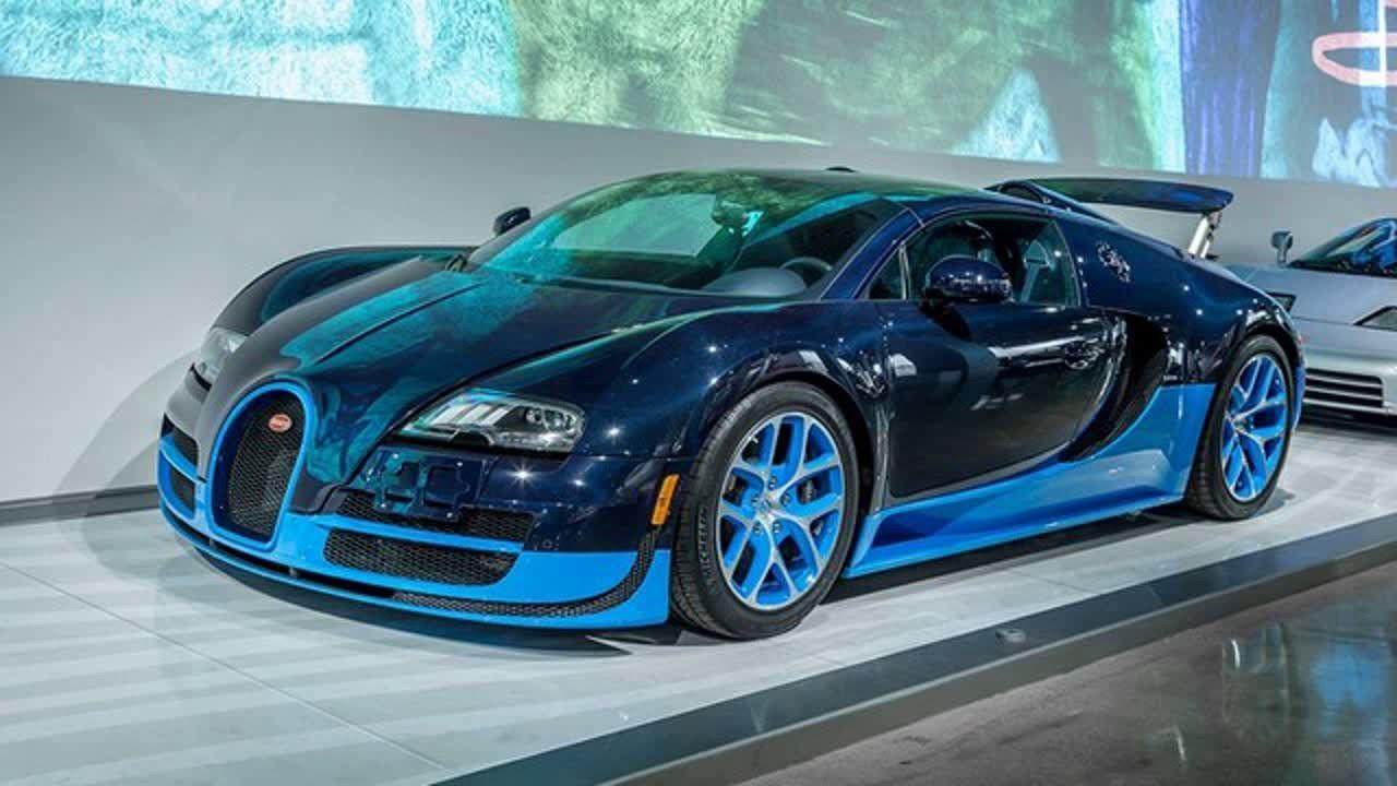Bugatti For Sale Los Angeles