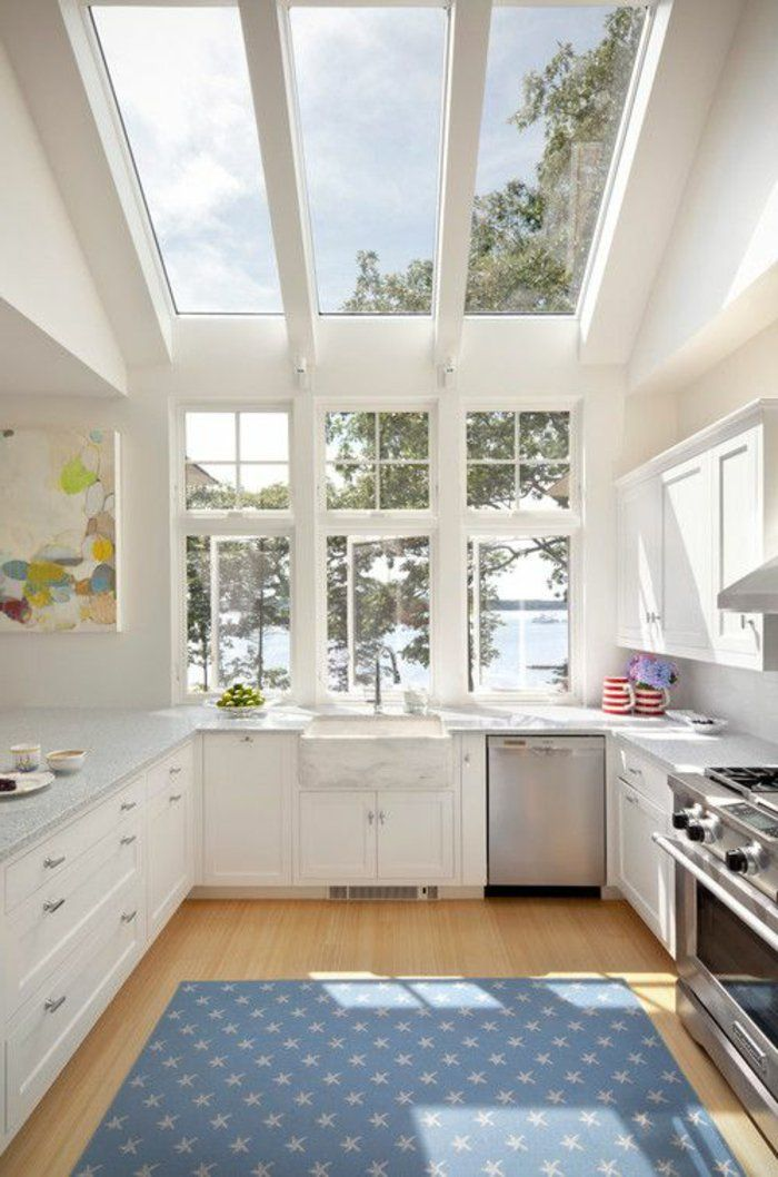 Fenêtres de toit velux lucarne Verrière et terrasse Pinterest