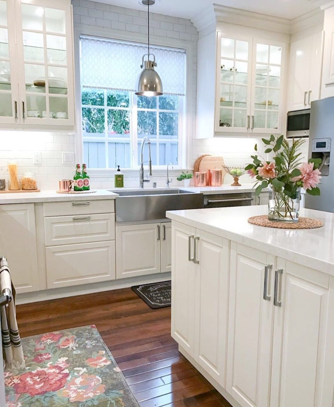 Ikea Kitchen Galley: Pin By Sylvia David On Dream Home