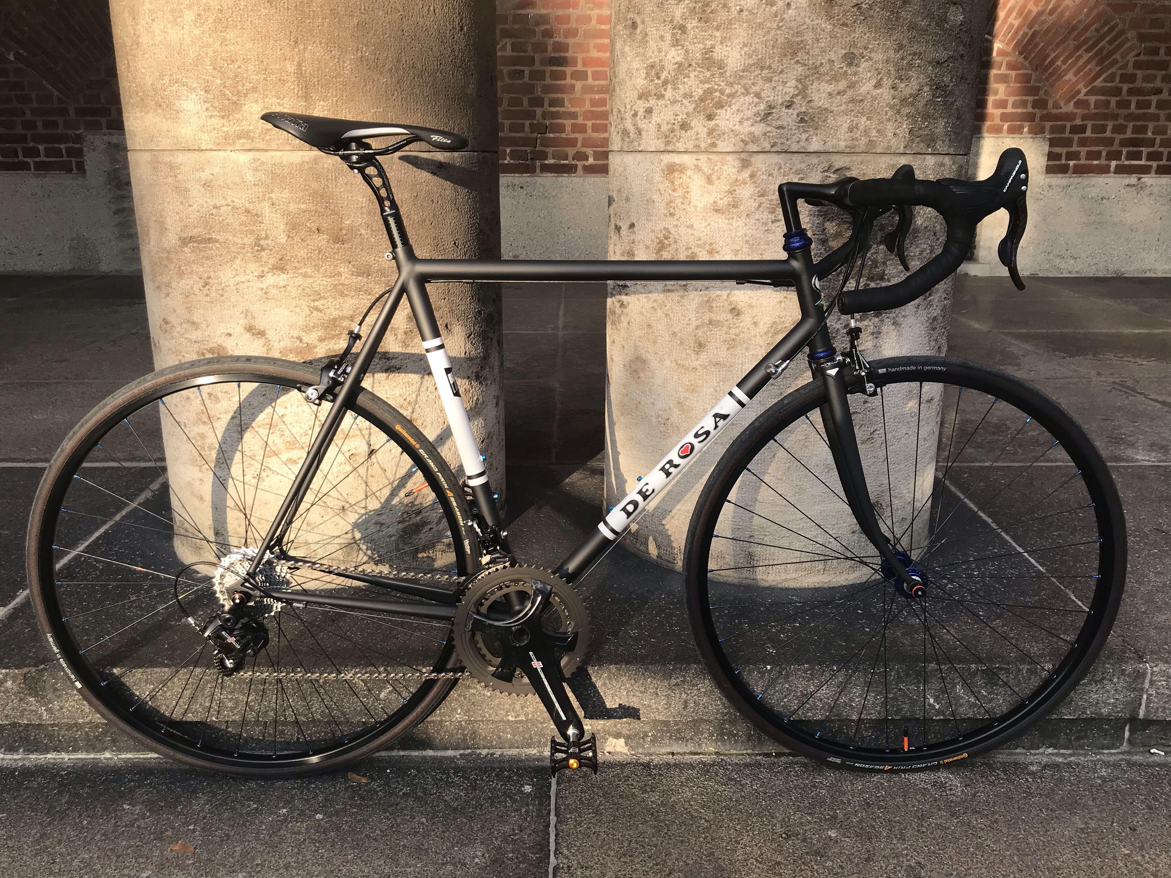 De Rosa Rader Felgen Rad Schnellspanner