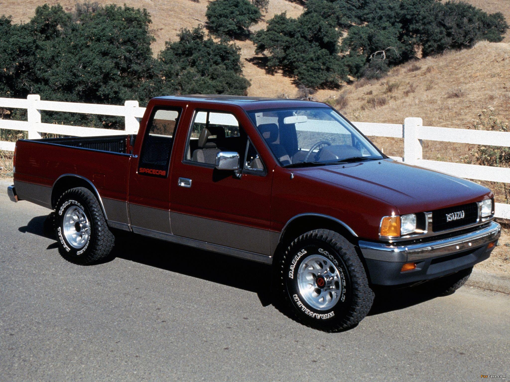 Isuzu Spacecab Pickup Carros Y Camionetas Camionetas Autos