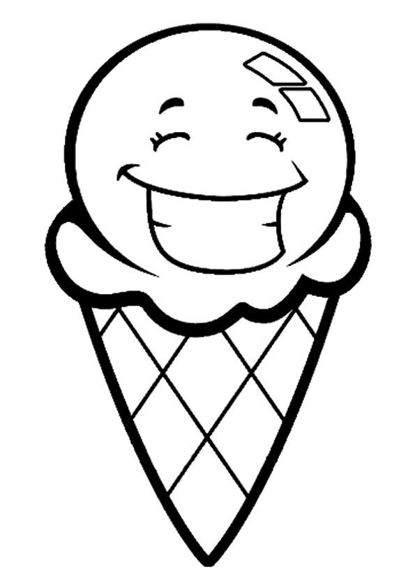 25 Yummy Ice Cream Coloring Pages Your Toddler Will Love Ice Cream Coloring Pages Coloring Pages Coloring Books