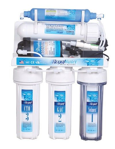 فلتر مياه 7 مراحل Ro رويال بيور Personal Care Toothbrush