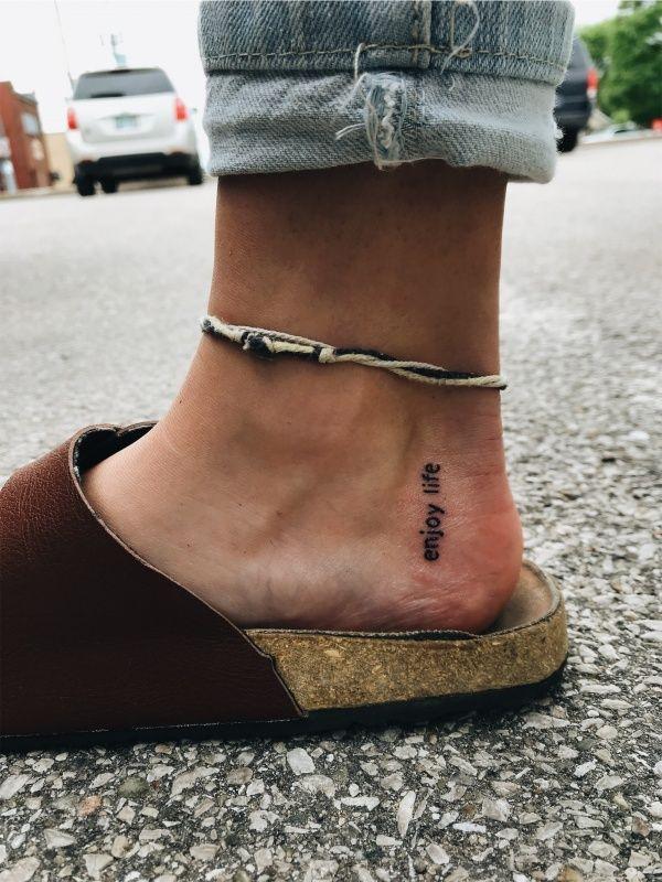 Photo of Tiny Tattoo Idea –