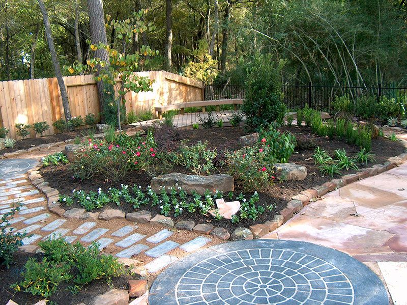 amazing yard landscape design Part - 5: amazing yard landscape design ideas