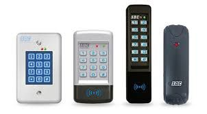 STANIFICENT Access control systems functions by performing