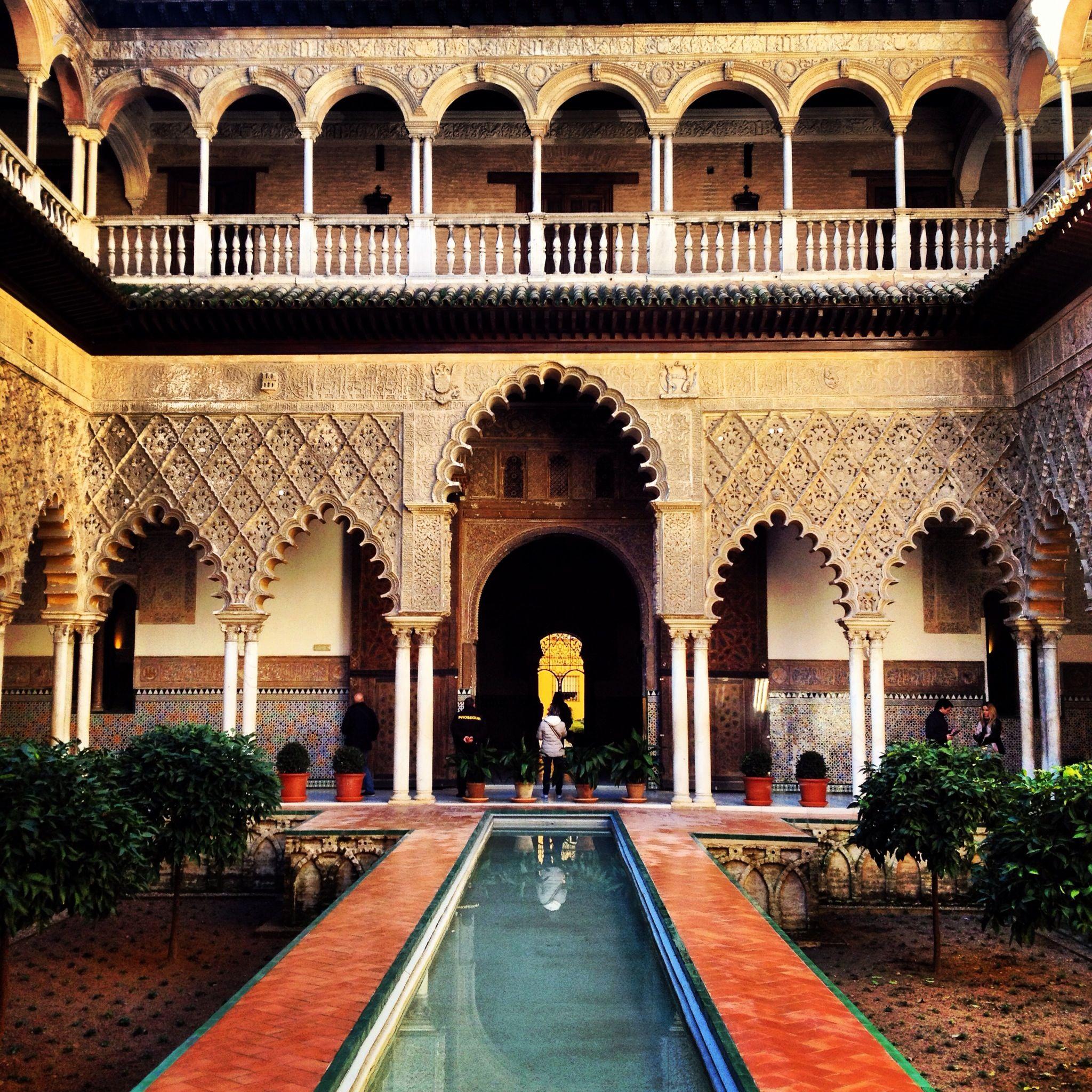 Reales Alcázares - Sevilla