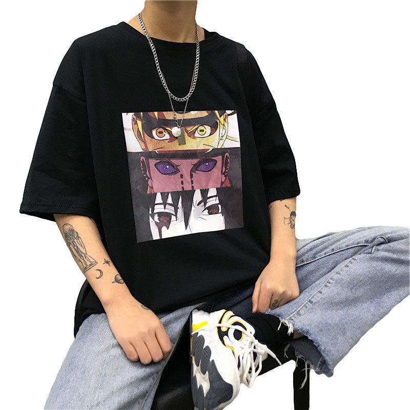 Naruto cool t shirt new unisex japanese anime tshirt