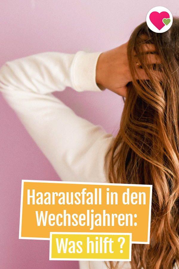 Haarausfall in den Wechseljahren: Was hilft? - NetMoms.de