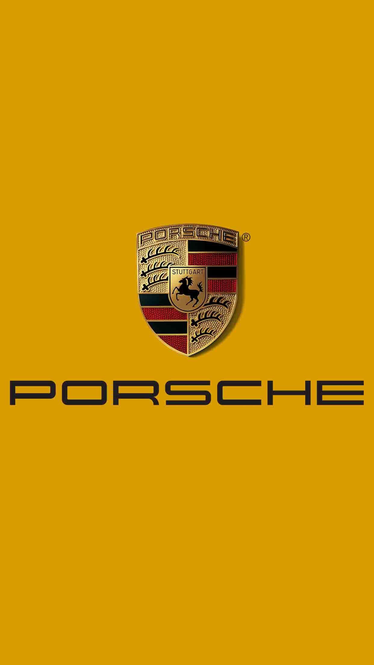 Porsche Original Wallpapers 4k Porsche Iphone Wallpaper Car Logos Luxury Car Logos