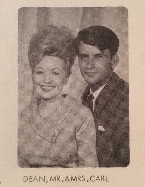 Dolly Parton and her seldom seen husband taken on her wedding day ...