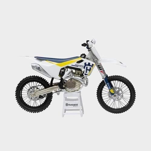 Motorcycles and ATVs 180276: Toy Dirt Bike Husqvarna Fc 450 Model
