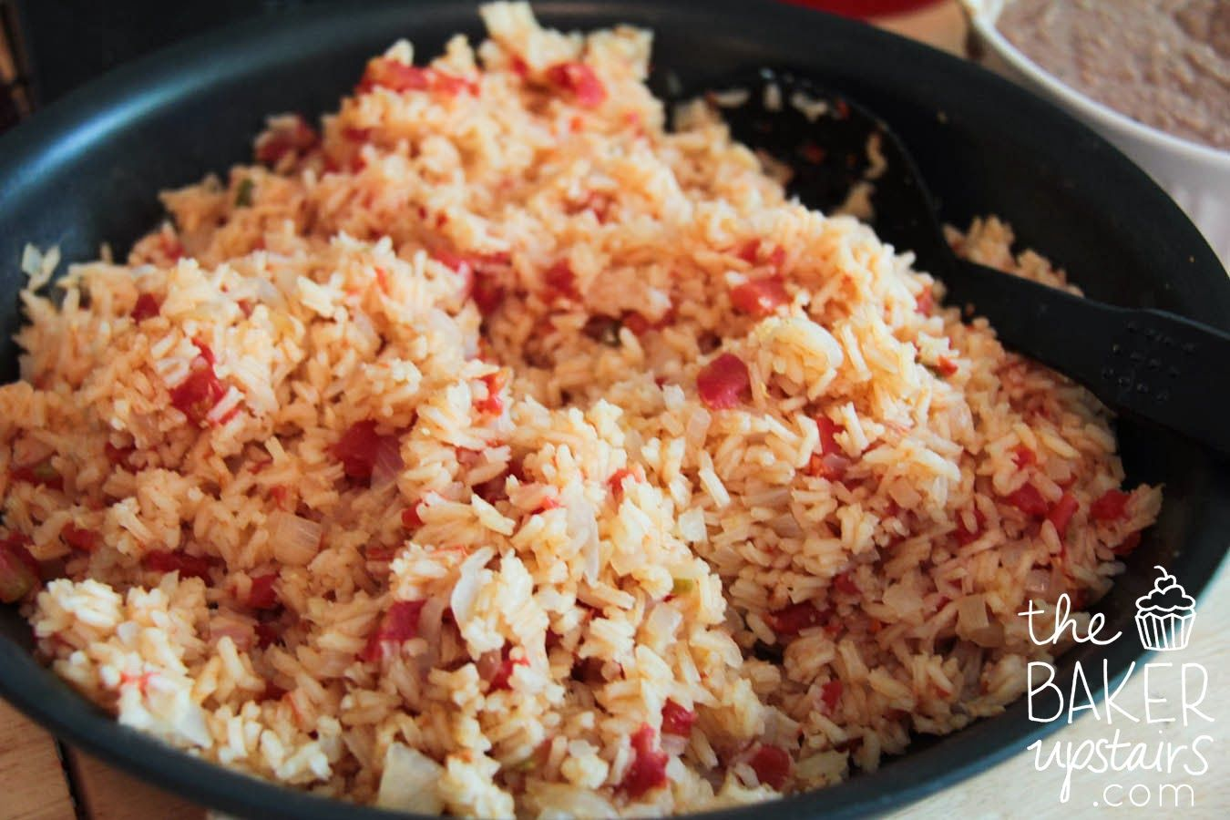 how to make mexican rice for burritos