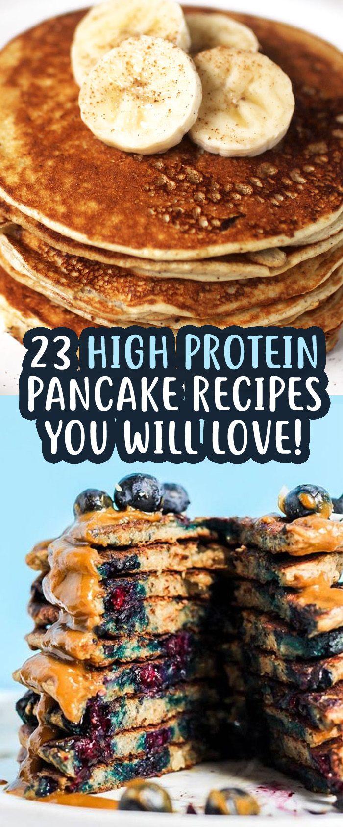 23 rezepte f r pancakes mit viel eiwei highprotein pfannkuchen kann man mit diesen anleitungen. Black Bedroom Furniture Sets. Home Design Ideas