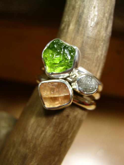 Rings by metalmorphoz on Etsy • So Super Awesome... |
