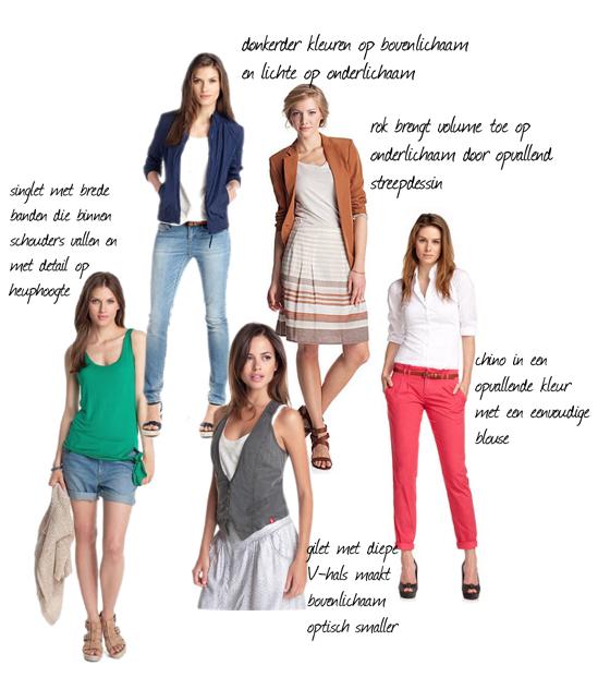 kledingmodellen voor het v-silhouet lida thiry klik op de foto voor