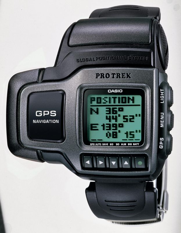 8001dff39a5 Casio ProTrek PRT1 Casio Watch