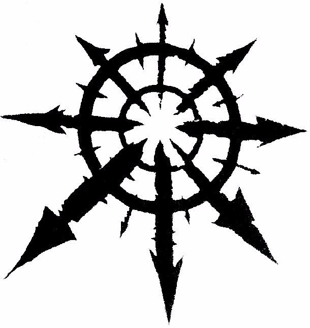 Chaos Tattoo Ideas Pinterest Tattoo Warhammer 40k And Symbols