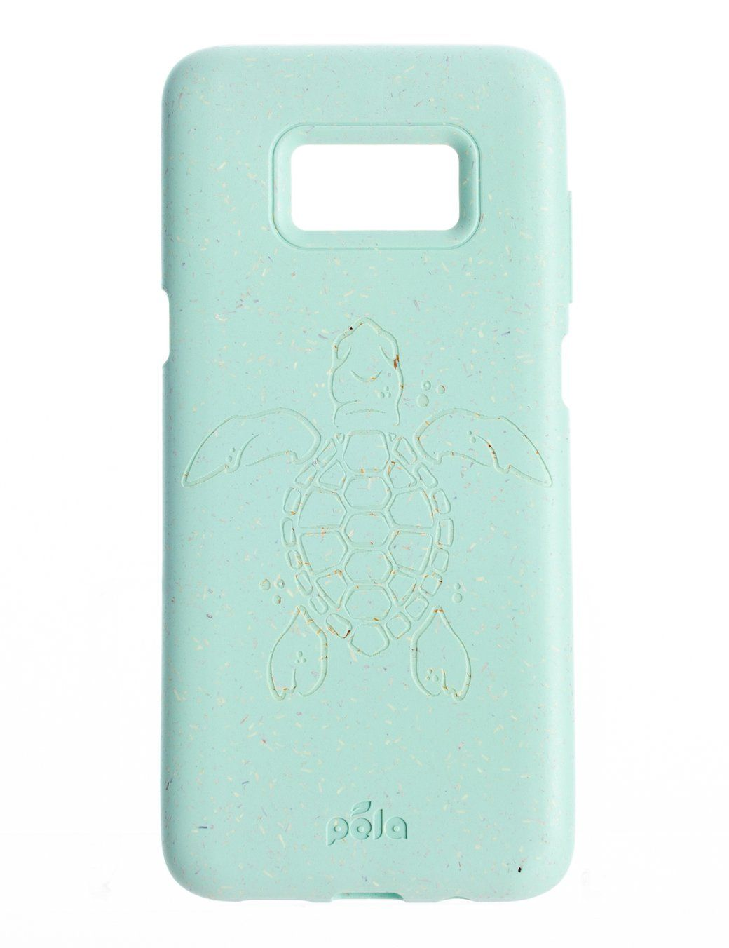 Ocean Turquoise (Turtle Edition) Samsung S8 Eco-Friendly Phone Case  - 100% Biodegradable