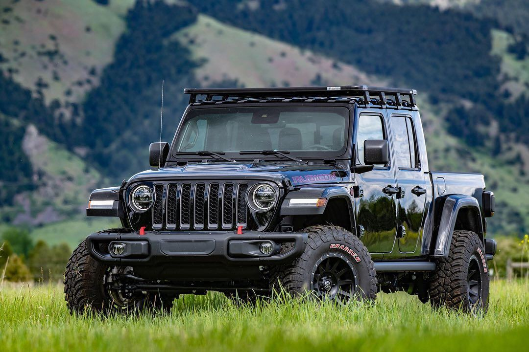 Eezi Awn On Instagram The Expedition Overland Jeep Gladiator