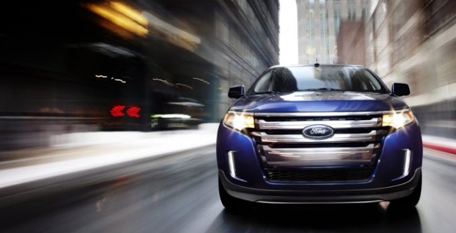 Ford Edge Hybrid Design New Features And Performance