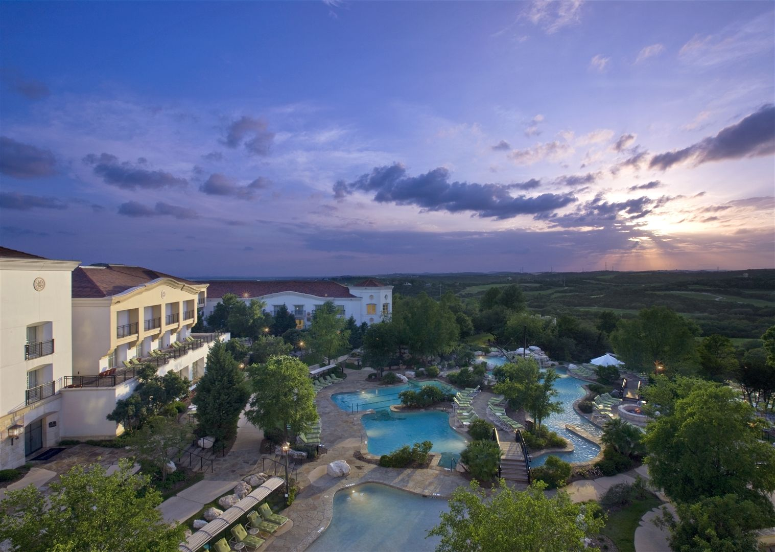 Hill Country Resort Now Hosts A Weight Loss Camp