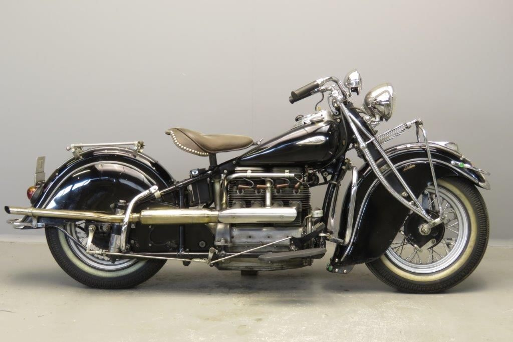 Indian 1940 Model 440 1265cc 4 Cyl Ioe 2803 Yesterdays Indian Motorcycle Vintage Indian Motorcycles Vintage Motorcycles