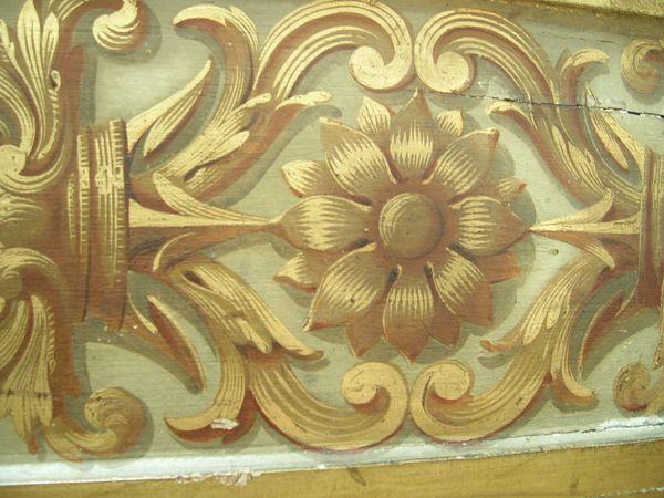 Louvre Wall Trompe L Oeil 6 Pitture Decorative Grisaille Murale