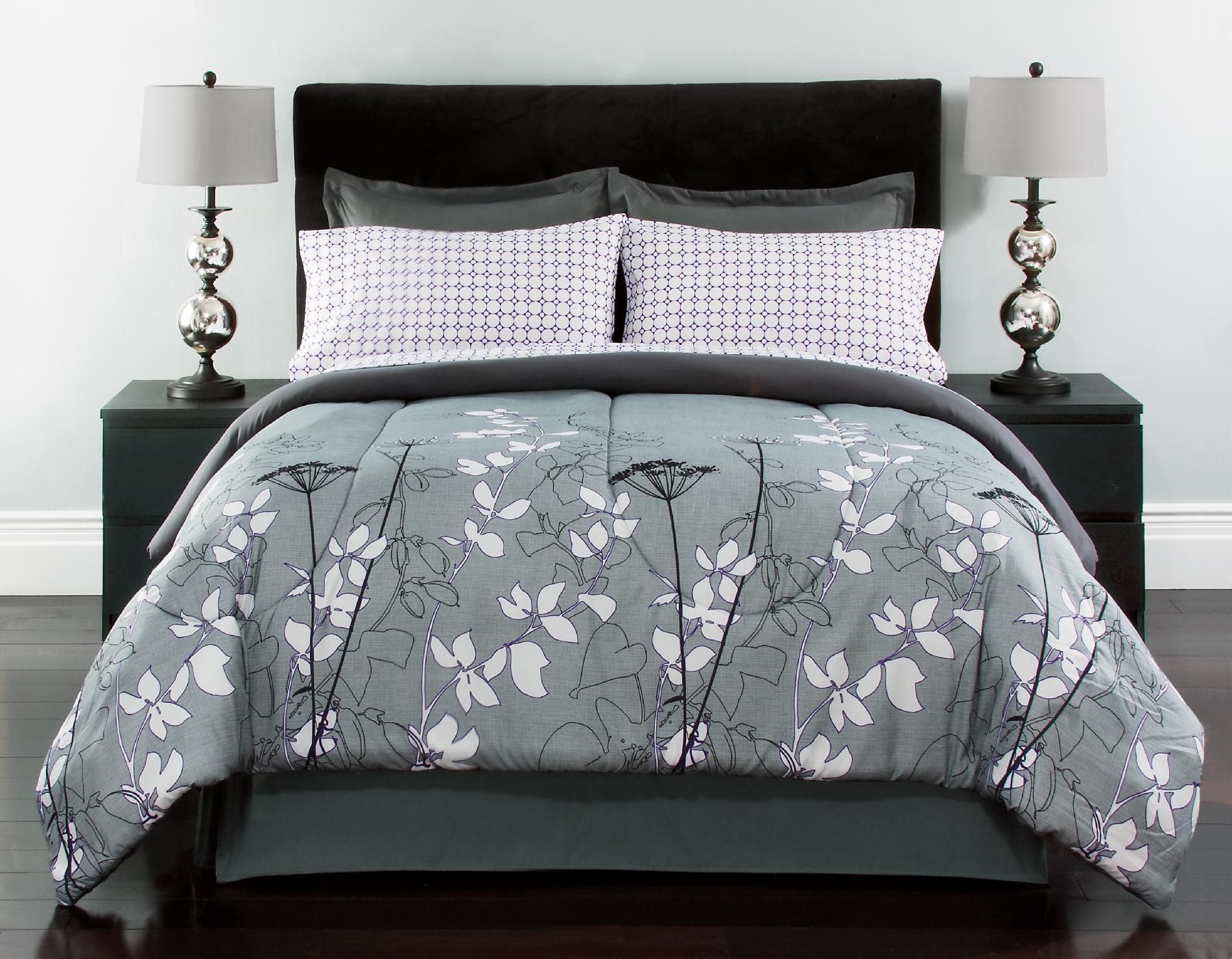 Bedding jardin collection bedding collections bed amp bath macy s -  Complete Bed Set Shelby Bed Bath Decorative Bedding Comforters