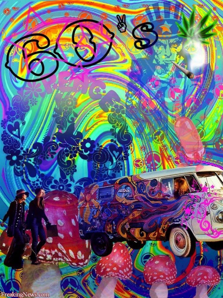 Vintage Psychedelic Artwork | Psychedelic Art Pictures ...