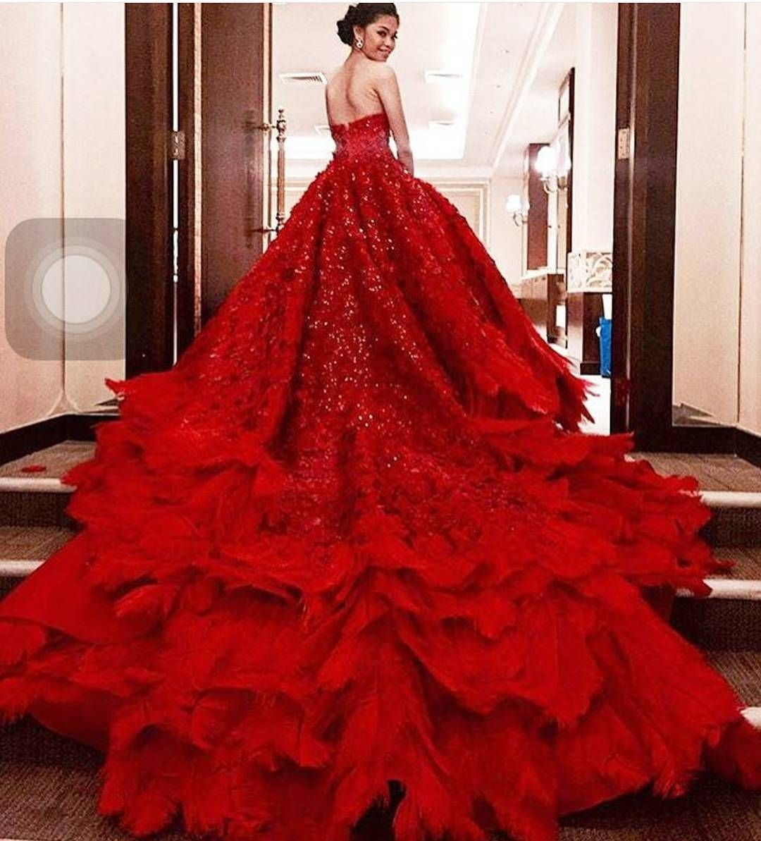 Pin by Joey Barragan on Red | Pinterest | Gowns, Big and Instagram