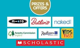 PTA UK - #BeSchoolReady with exclusive prize draws and