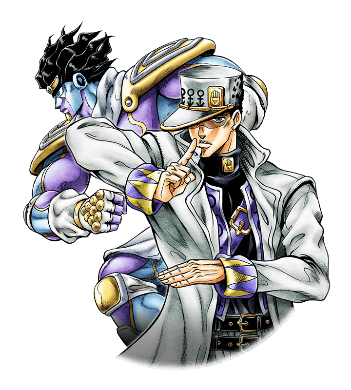 Ssr Jotaro Kujo Part 4 Platinum Ring Jojoss Wiki In 2020 Jojo Bizzare Adventure Jojo Bizarre Jojo S Bizarre Adventure