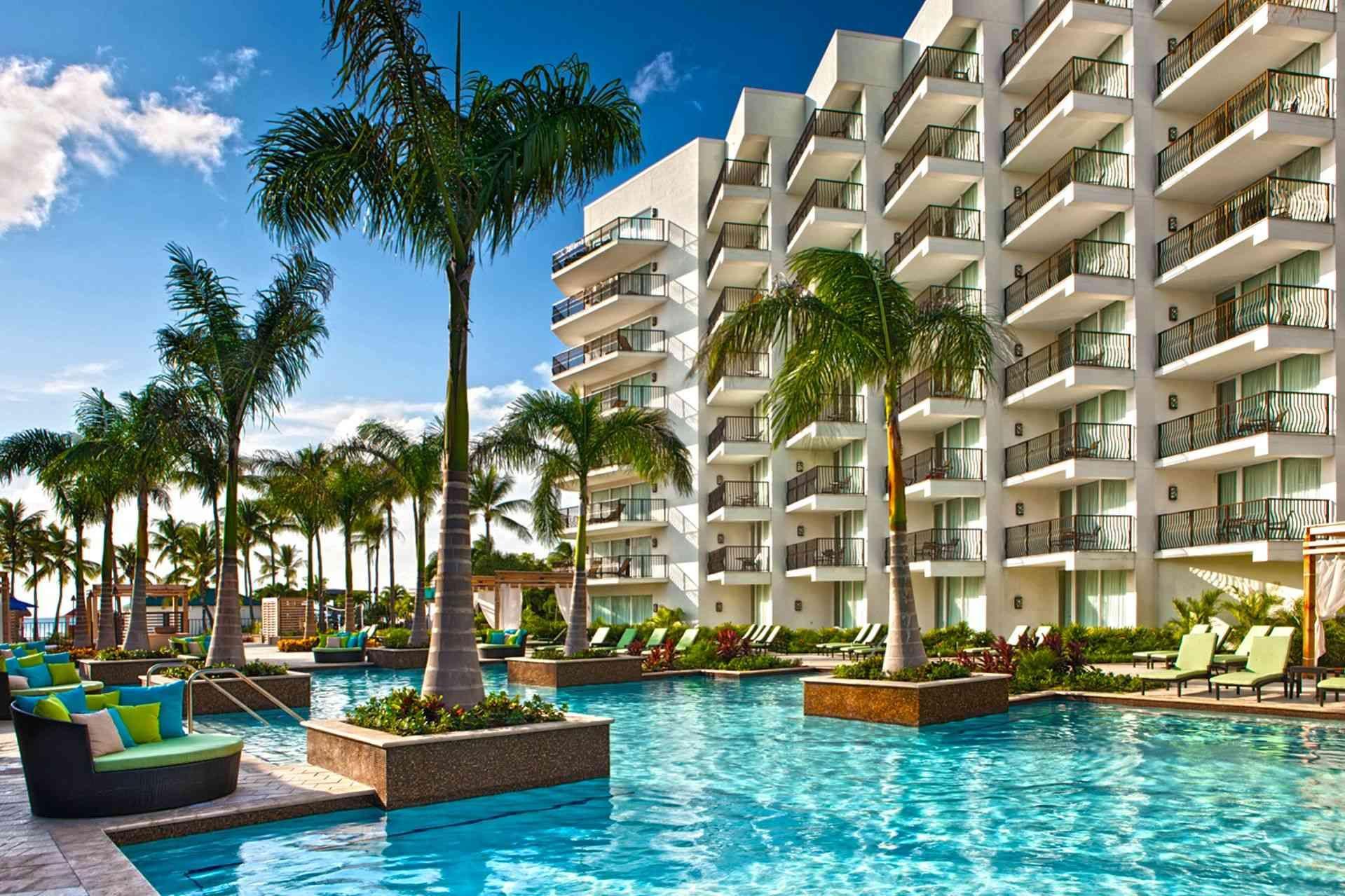 Photo Courtesy Of Aruba Marriott Resort Away We Go Pinterest - All inclusive family resorts caribbean