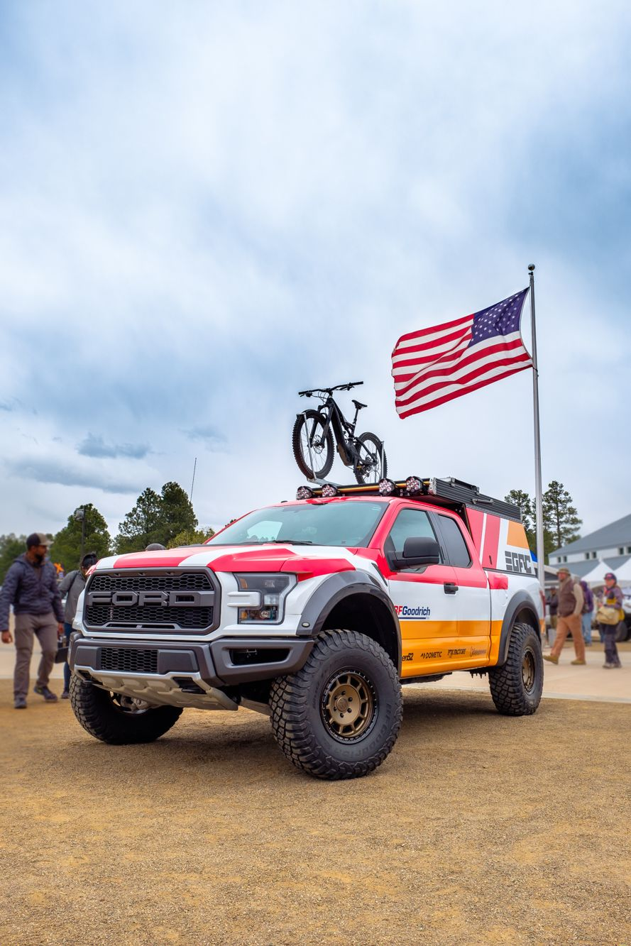 A Look Back at the Trucks and Campers of Overland Expo