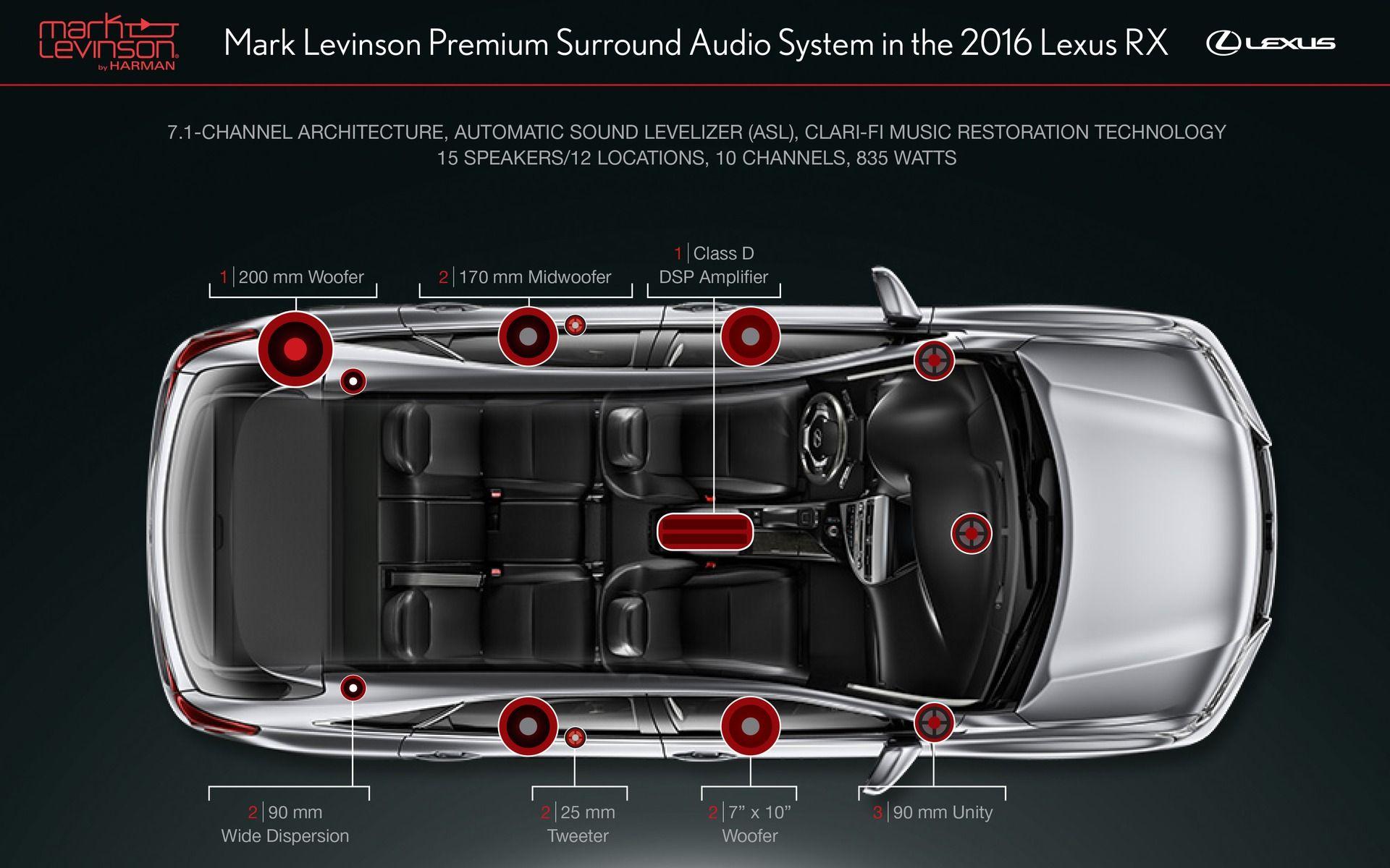 lexus is250 custom sound system