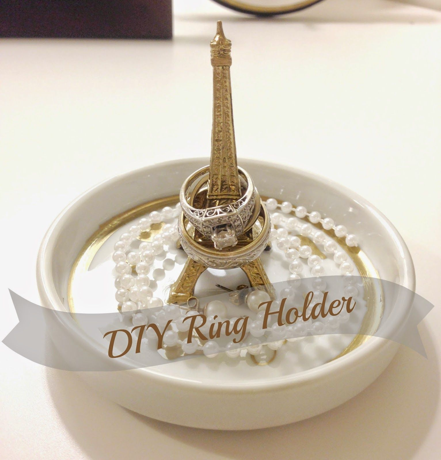 diy ring holder diy pinterest diy rings diy ring