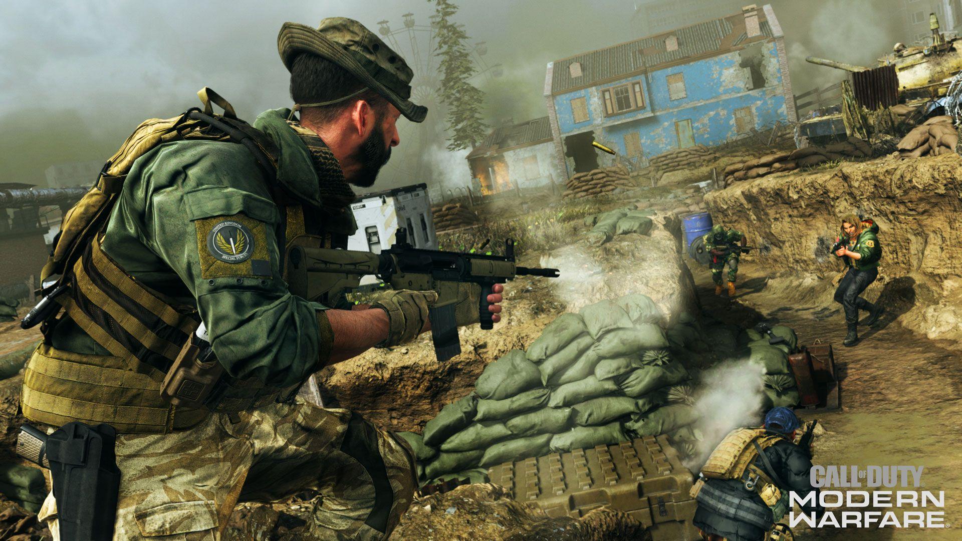 Pin On Call Of Duty War Zone Backyard bbq modern warfare