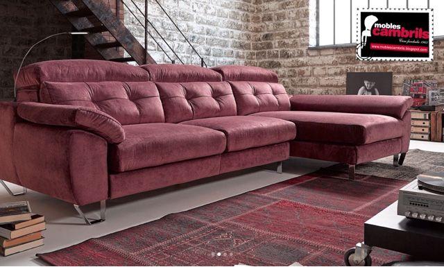 Un chaise longue con dise±o propio By MOBLES CAMBRILS