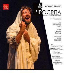 Claudia Grohovaz: L'IPOCRITA - dai racconti di Vincenzo Cerami