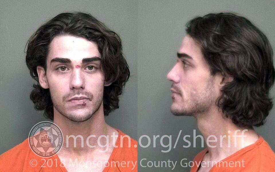 Clarksville police arrest ryan gerard for pageant lane